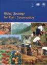 Portada de la estrategia mundial para la conservacion vegetal -