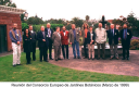 Reunión del Consorcio Europeo de Jardines Botánicos -