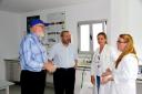 Visita al Banco de semillas del profesor Kuzevanov, 2013 -