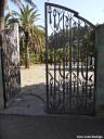 Jardín Canario puerta de entrada parte baja -