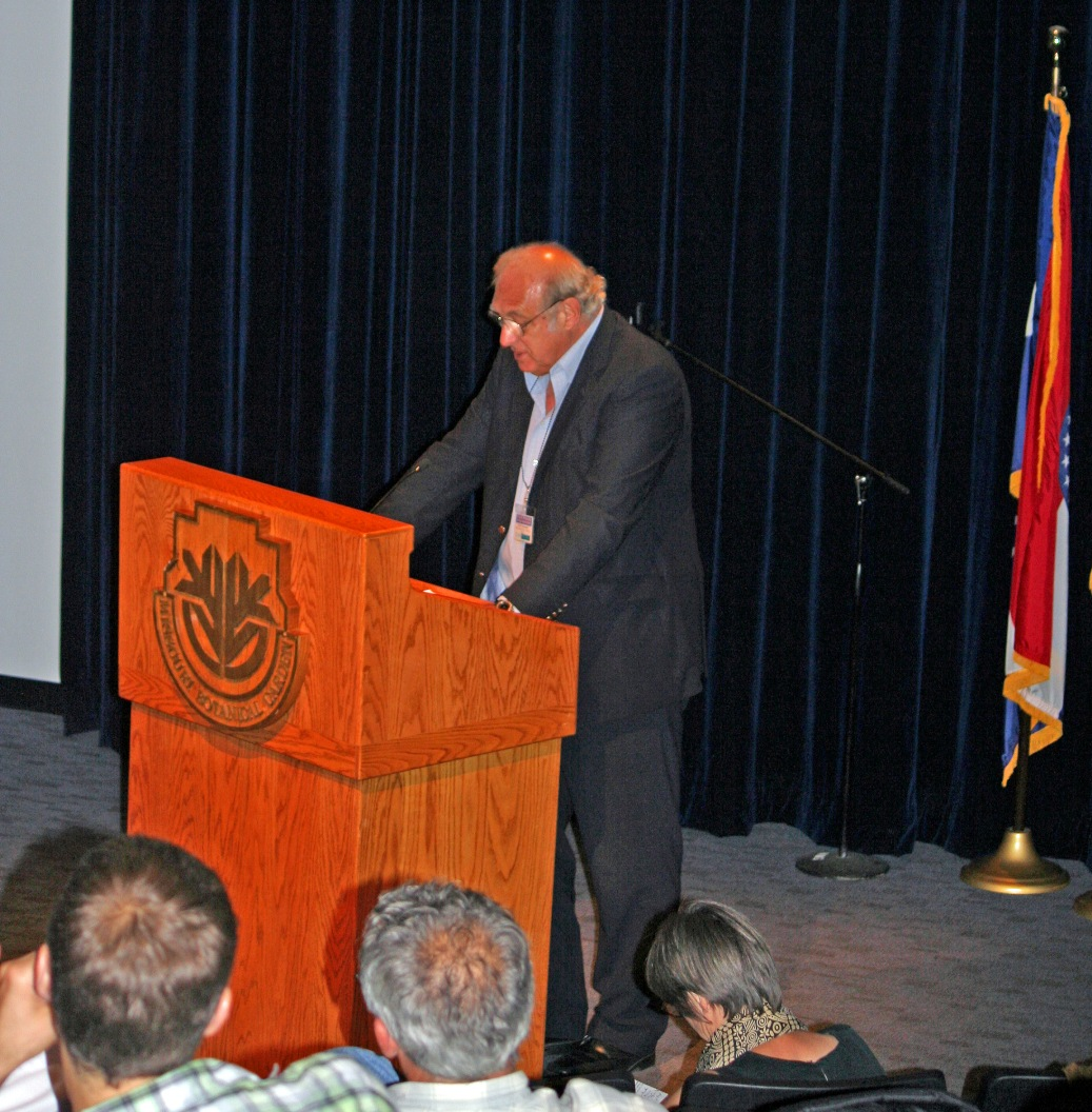 David Bramwell conferencia en Missouri, 2011 -